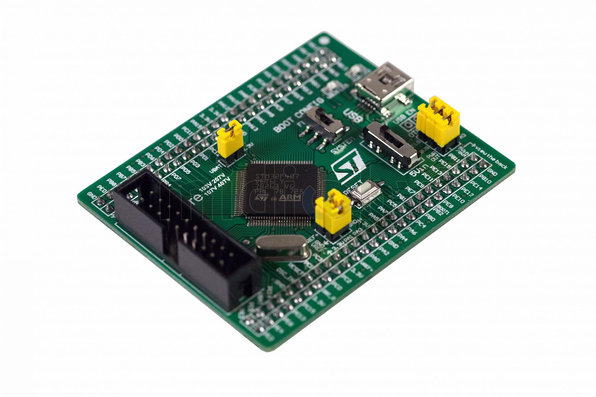 midiphy - MCU Core407V, 1MB flash, bootloader - MIDIbox shop, DIY